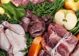 Fresh Raw Pet Food Ingredients