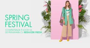 "Vezi aici ""Spring Festival"" de la Fasion days"