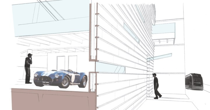 anticipation | car museum | pettydesign | James Petty