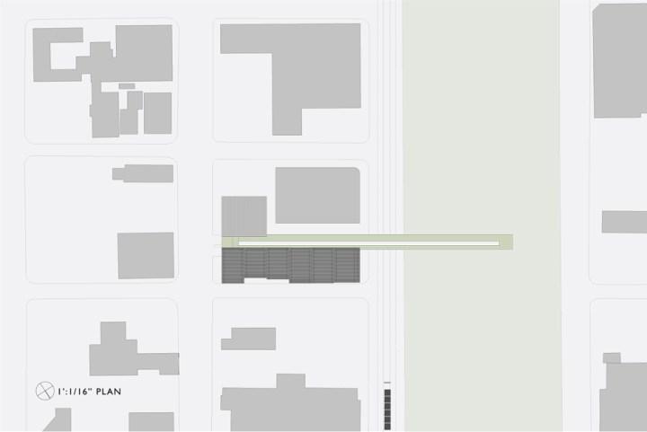 Houston Main Street Library | pettydesign | James Petty