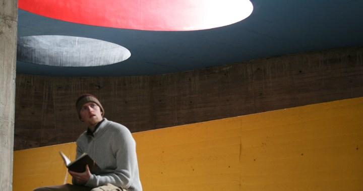 La Tourette visit 2008 | pettydesign