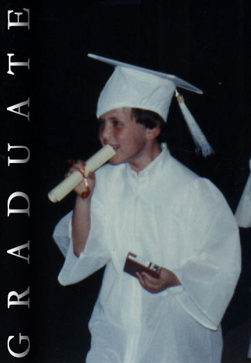 James Petty Kindergarten Graduation | pettydesign