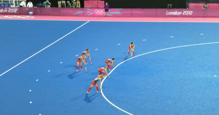 pettydesign | London2012 | Women's Field Hockey | Team USA