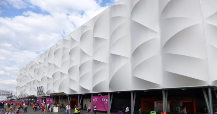 pettydesign | London2012 | Basketball Arena