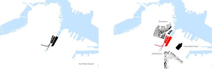 Channel Analysis | Fort Point Channel | YSoA | pettydesign