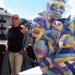 Un buongiorno dall hotelambracortina fra arte contemporanea rabaramaofficial e artehellip