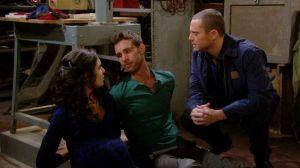 Gabi (l), Nick (c) and Jensen (r)