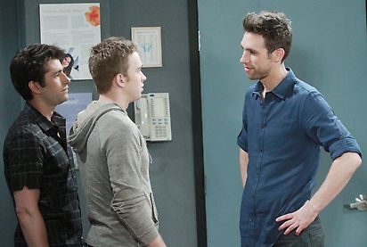 Sonny (l), Will (c) and Nick (r)