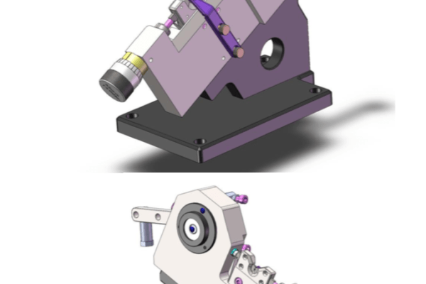 PharmSouth - Manual drilled end needle attaching machine