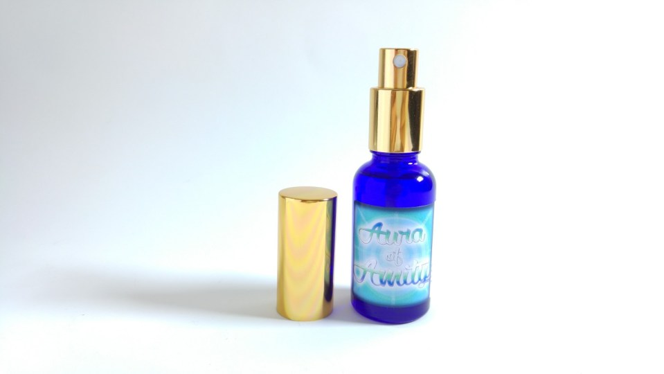 Aura of Amity Pheromone Spray