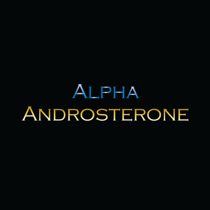 alpha androsterone