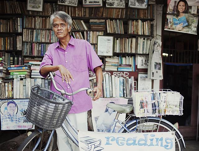 Nanie Guanlao philippines library