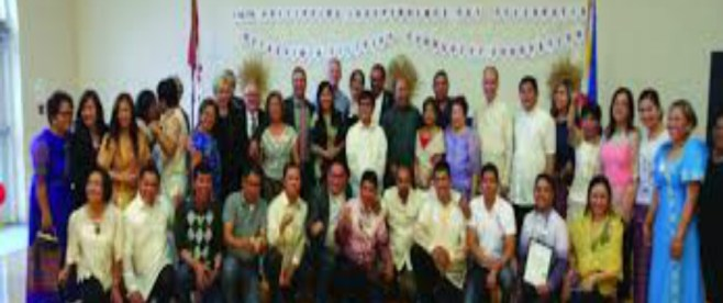 Wetaskiwin 118th Philippine Independence Day Celebration  Organizer, Speakers and Guest