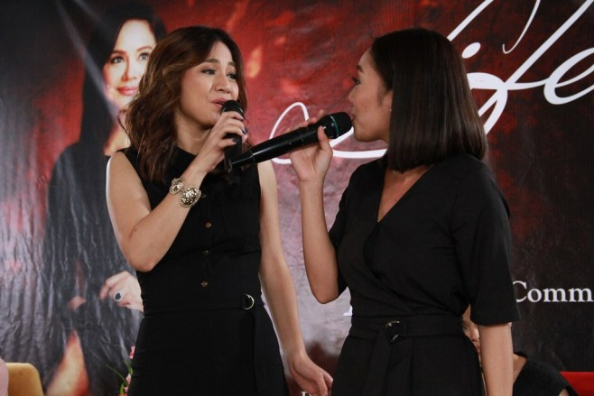 Kyla and Jona perform Because You Loved Me (2)