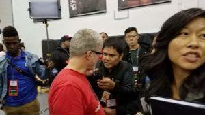 coach/trainer Freddie Roach nga nahinabi sa Philippine Asian News Today- CANADA.