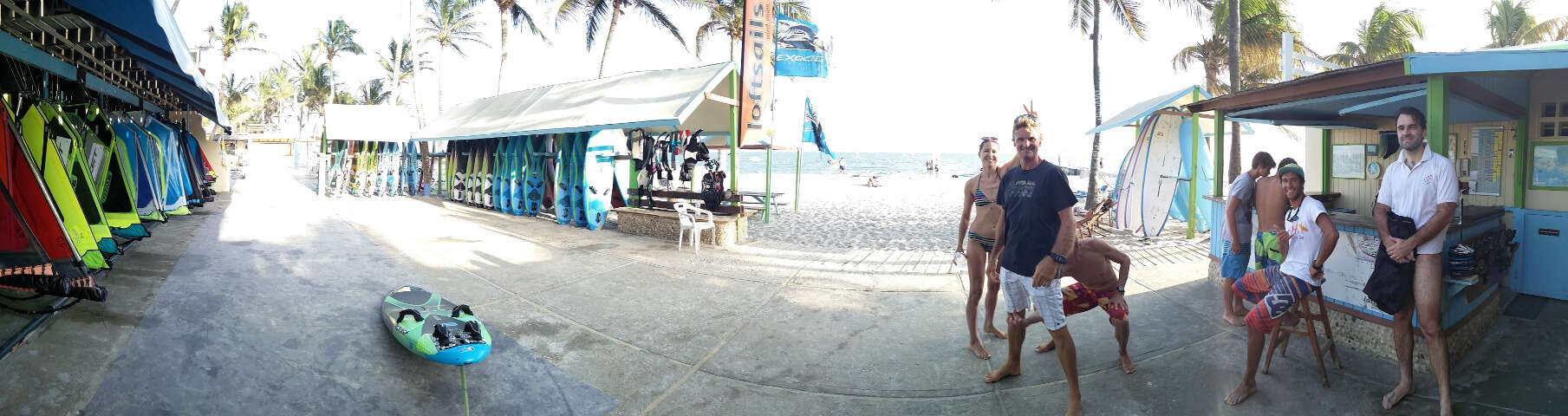 Club Nathalie Simon Margarita, El Yaque Beach, Isla Margarita
