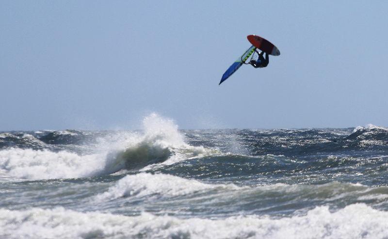 Backloop by Phil Soltysiak on the Oregon Coast