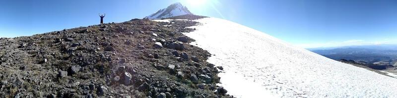Mount Hood Panorama