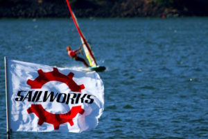 Sailworks was the main sponsor of the event