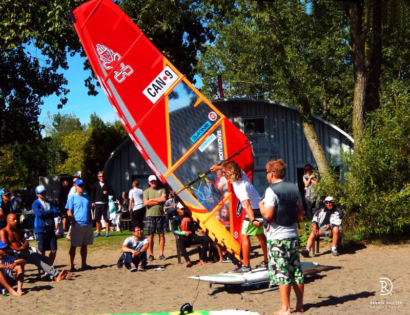 Toronto Windsurfing Club Clinic