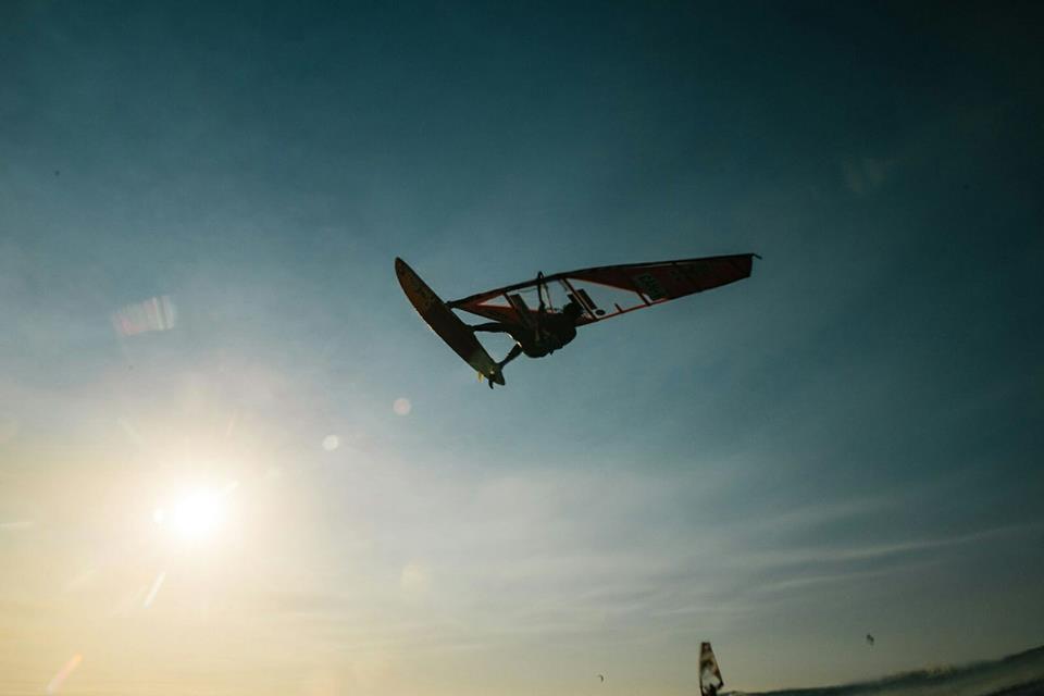 Rocket Air in Big Bay. Photo by Kirill Umrikhin.