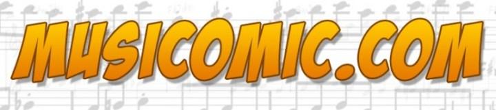 Musicomic logo