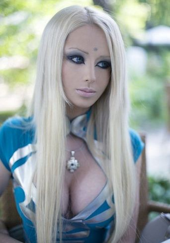 Valeria Lukyanova: Barbie Doll from Russia