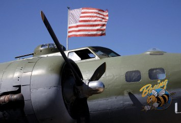 Some experts regard The Museum of Flight's B-17F as the world's finest example of this type of aircraft.
