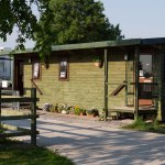 Our site office, come in and say Hi! @ Phippins Farm Caravan Park.