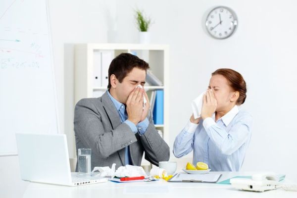 Protect Your Office During Flu Season