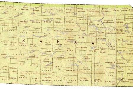 map of kansas by phonebook of kansas.com