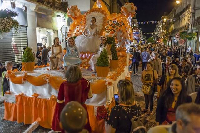 La reine du carnaval d'Agen ©photo Patrick Clermont