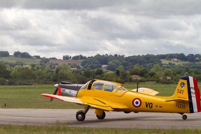 """Morane-Saulnier MS-733 """"Alcyon"""" ©photo Patrick Clermont"""
