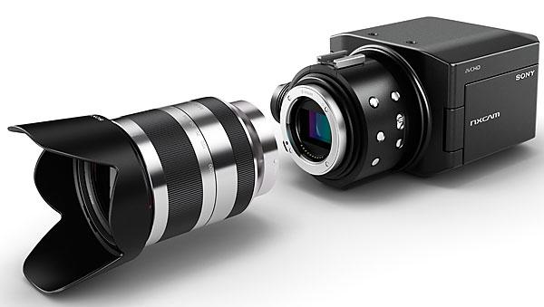 Sony Super-35mm camcorder | Photoclubalpha