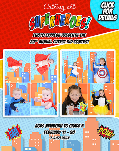 Cutest Kid Contest 2016 Maple Ridge
