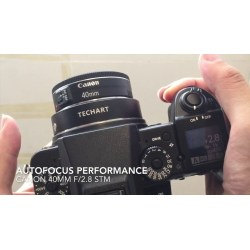 Small Crop Of Canon To Nikon Lens Adapter