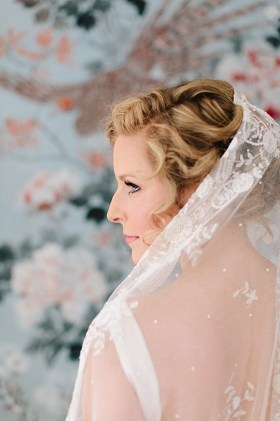 Lauren Carnes Bridal Portrait