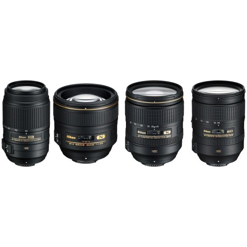 Medium Crop Of Nikon D3200 Lenses