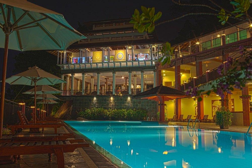 HDR at Amaya Hills resort, Kandy, Sri Lanka