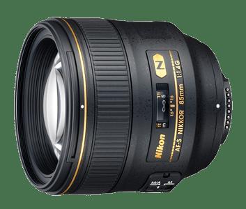 Nikon 85mm f/1.4 D/G