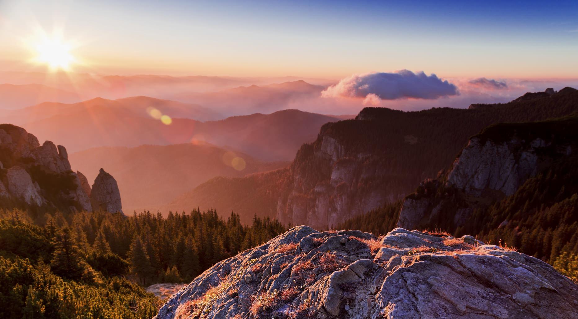 3 efficaci abitudini di un fotografo di paesaggio