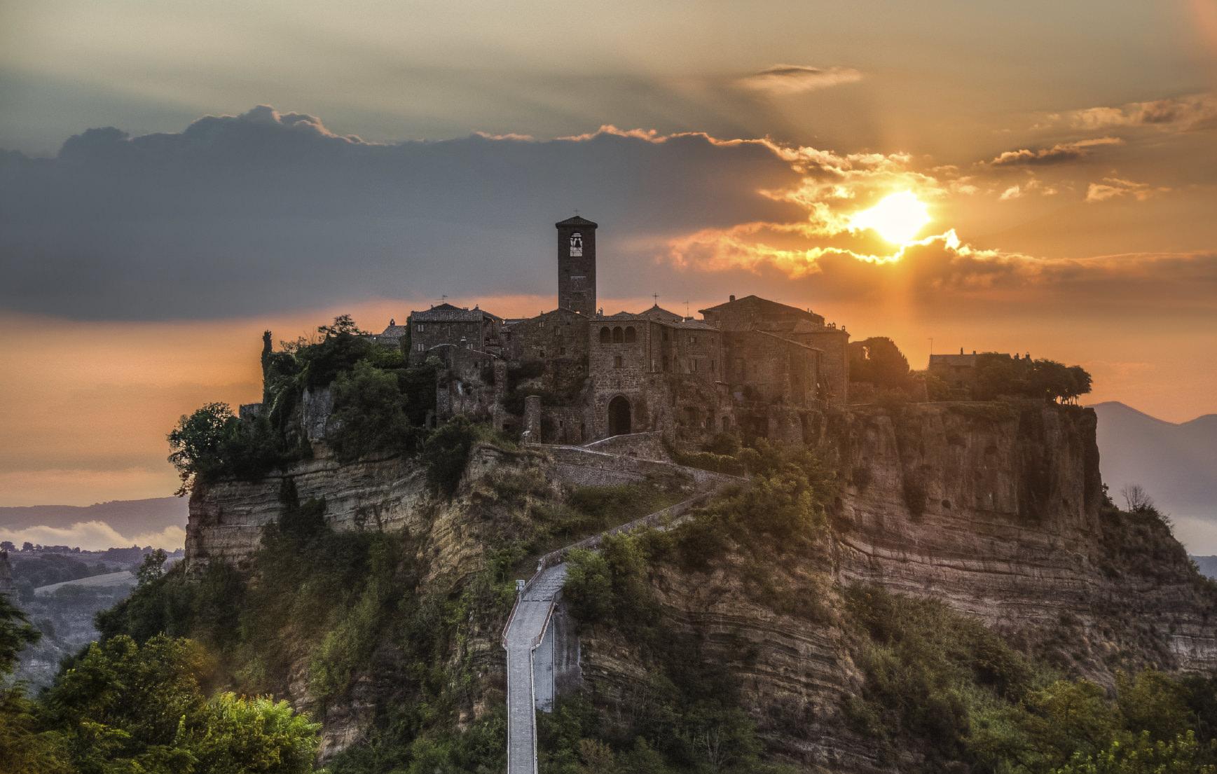 Civita di Bagnoregio - Luoghi da fotografare in Toscana