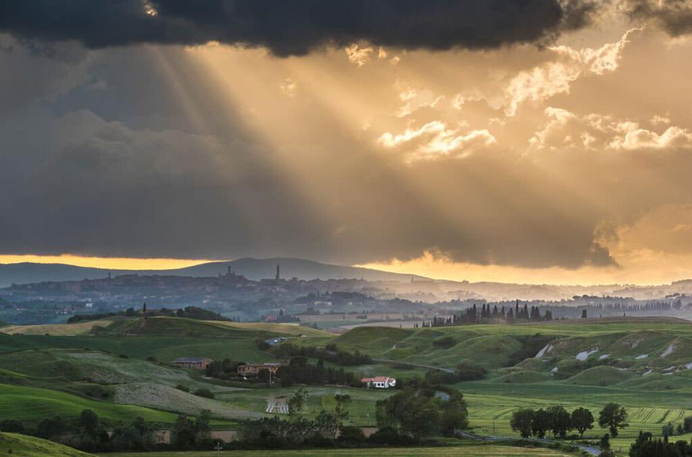 San Quirico d'Orcia - Luoghi da fotografare in Toscana