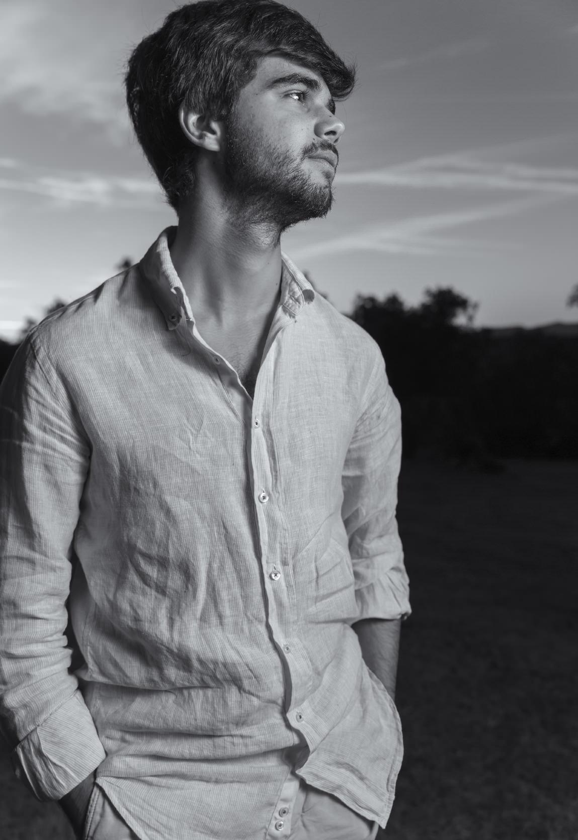 Consigli per selzionare l'abbigliamento nei ritratti in Bianco e Nero