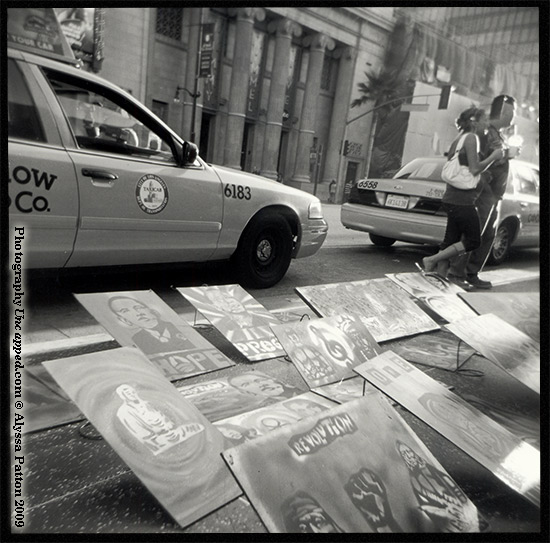 Holga - Hollywood Blvd