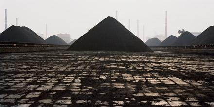 Mountains of Coal - China