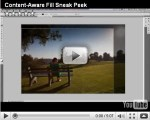 Sneak Peek of Content Aware Fill in Photoshop CS5