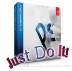 What Are the JDI - Just Do It - New Features in Adobe Photoshop CS5