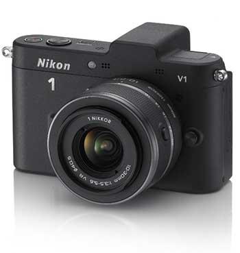 The Nikon 1 System V1 Camera