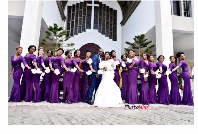 Mobosola & Ife, wedding photos, photonimi